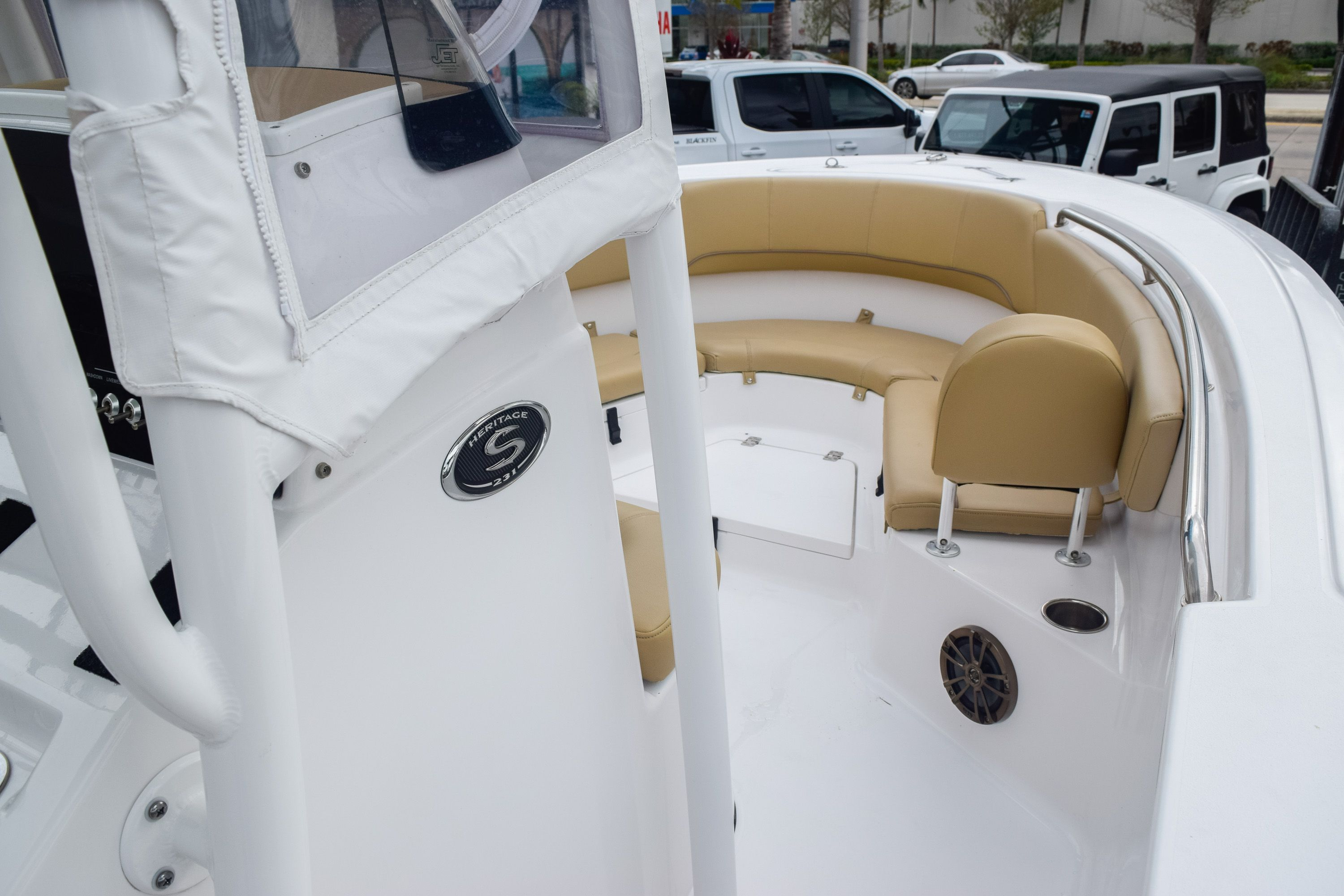 Thumbnail 27 for Used 2017 Sportsman 231 Heritage boat for sale in Fort Lauderdale, FL