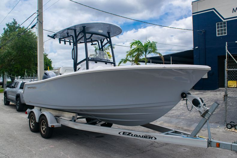 Thumbnail 1 for New 2020 Sportsman Open 212 Center Console boat for sale in Miami, FL