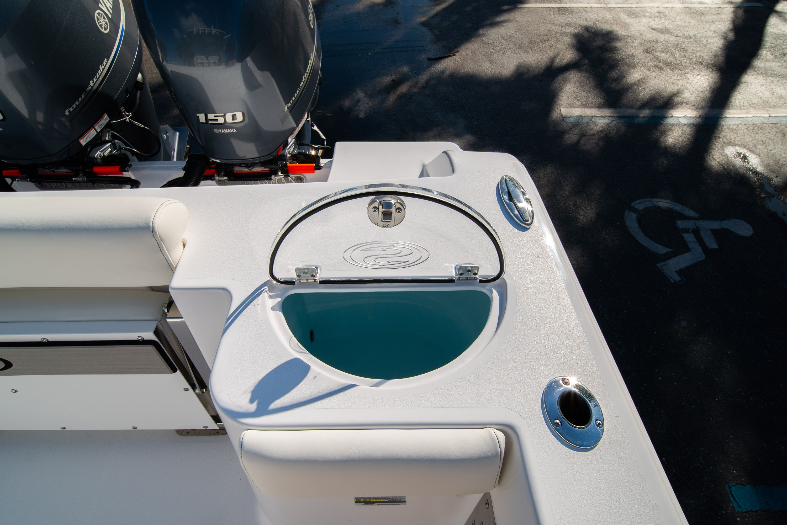 Thumbnail 18 for New 2020 Sportsman Open 252 Center Console boat for sale in West Palm Beach, FL