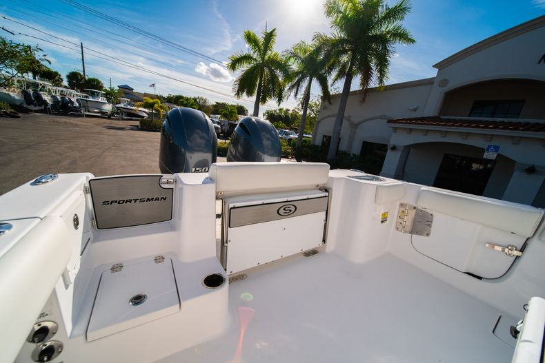Thumbnail 13 for New 2020 Sportsman Open 252 Center Console boat for sale in West Palm Beach, FL
