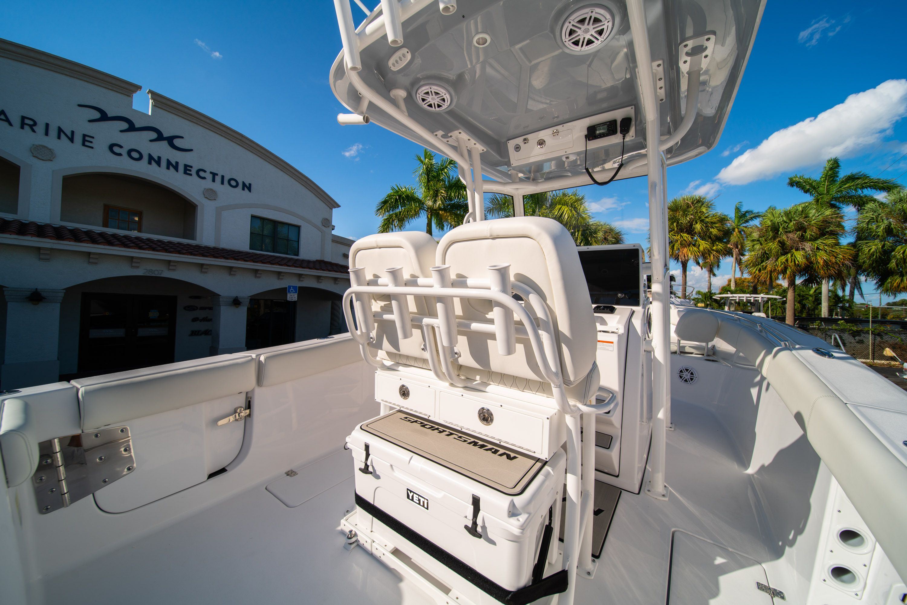 Thumbnail 22 for New 2020 Sportsman Open 252 Center Console boat for sale in West Palm Beach, FL