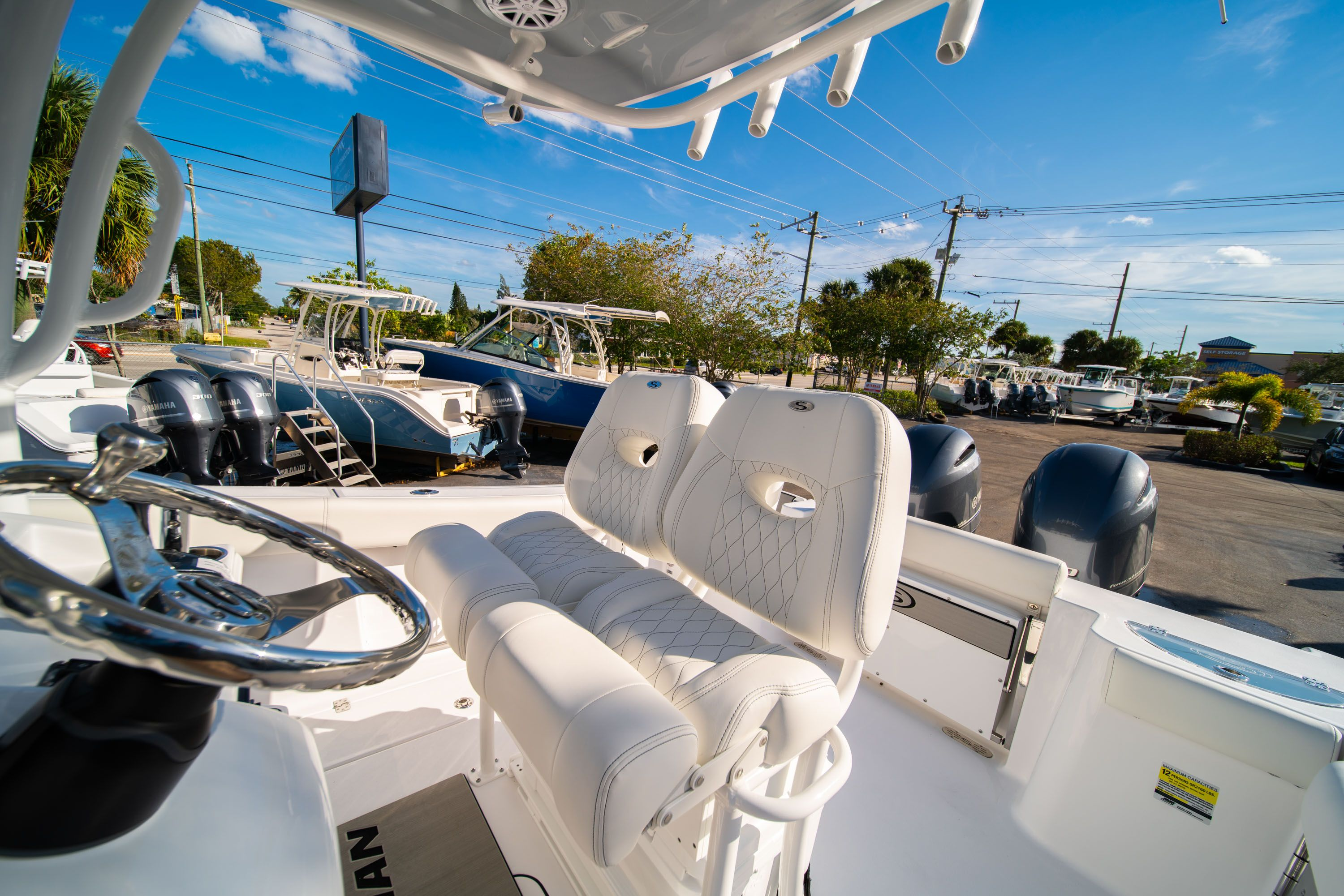 Thumbnail 38 for New 2020 Sportsman Open 252 Center Console boat for sale in West Palm Beach, FL