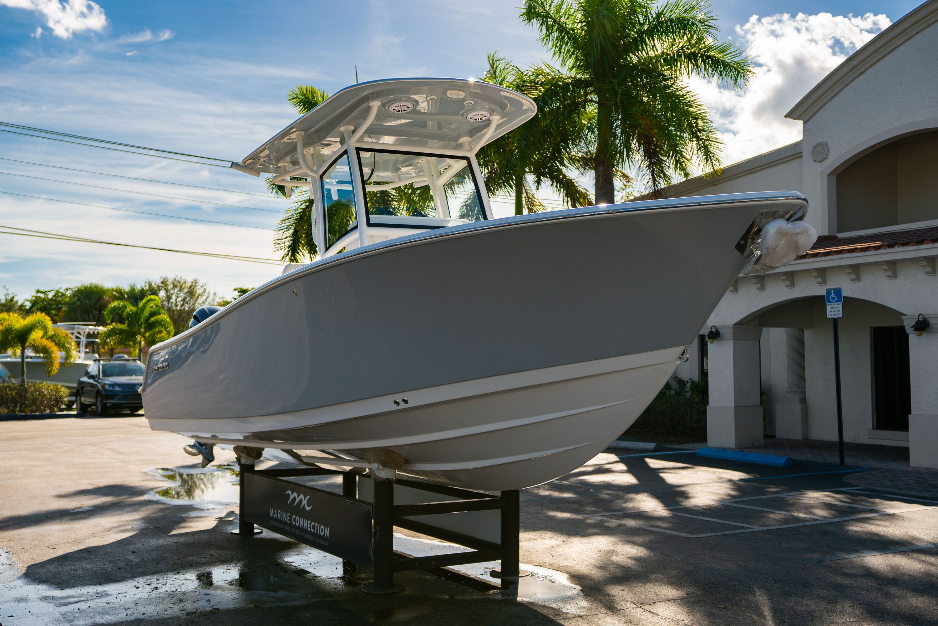Thumbnail 1 for New 2020 Sportsman Open 252 Center Console boat for sale in West Palm Beach, FL