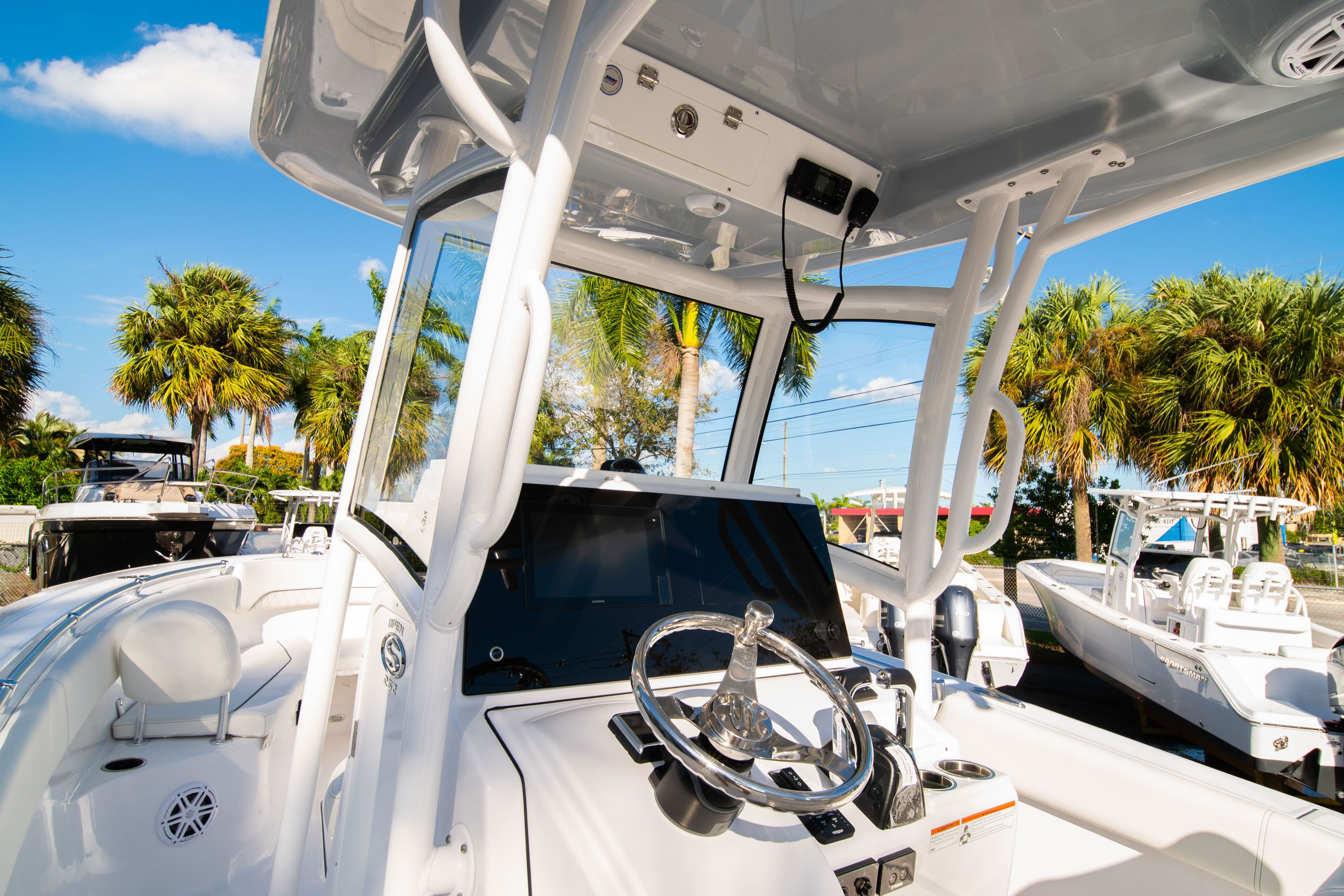Thumbnail 34 for New 2020 Sportsman Open 252 Center Console boat for sale in West Palm Beach, FL