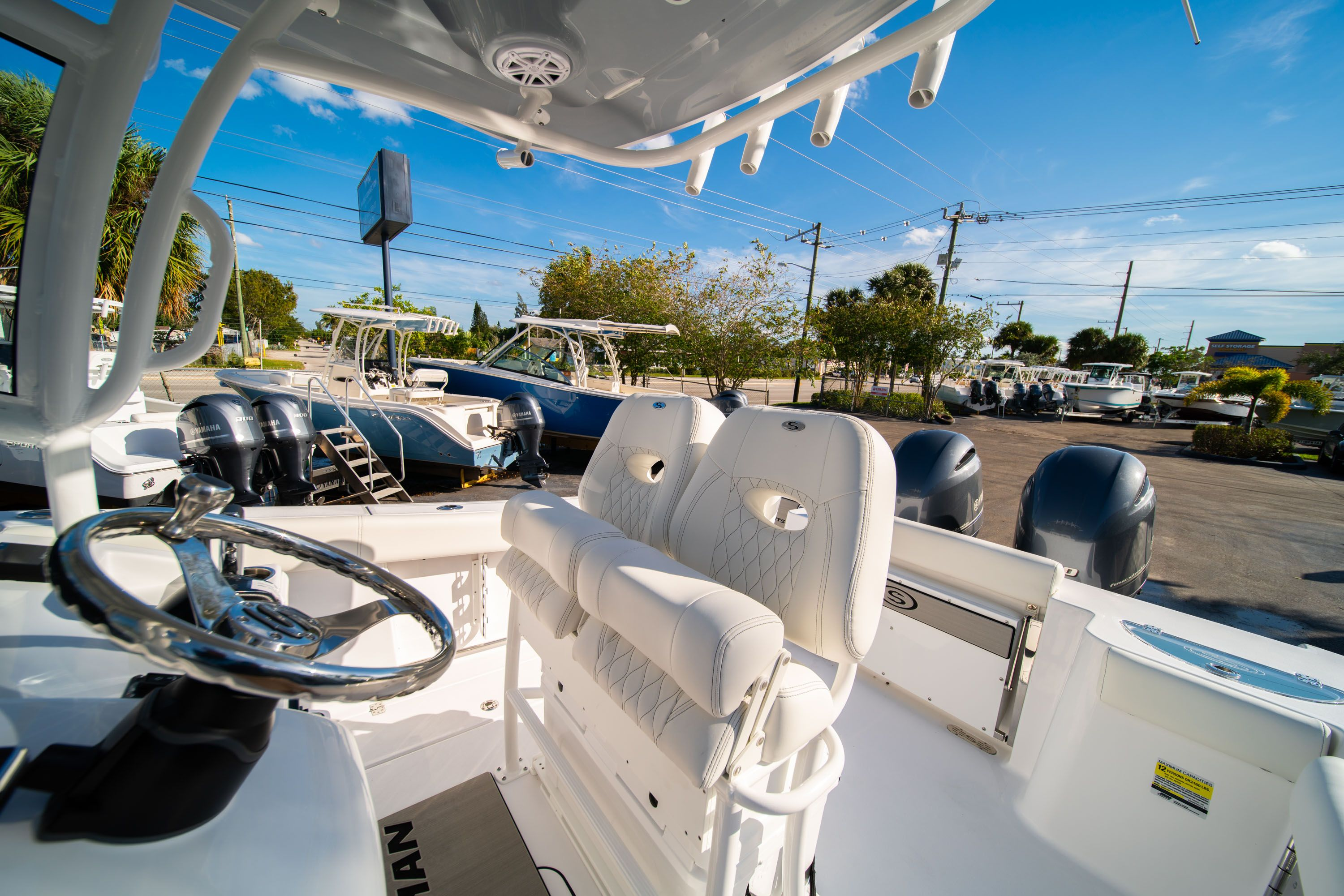 Thumbnail 37 for New 2020 Sportsman Open 252 Center Console boat for sale in West Palm Beach, FL