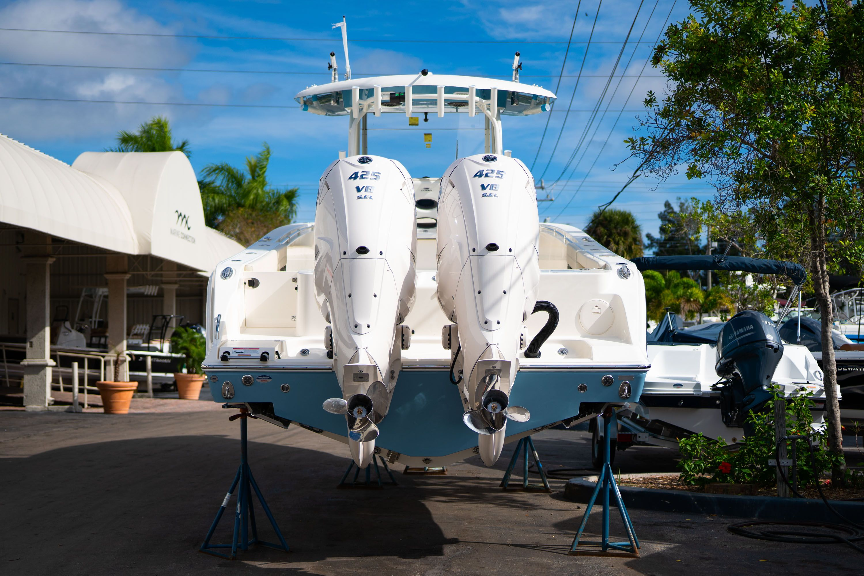 Thumbnail 3 for New 2020 Cobia 350 CC Center Console boat for sale in West Palm Beach, FL