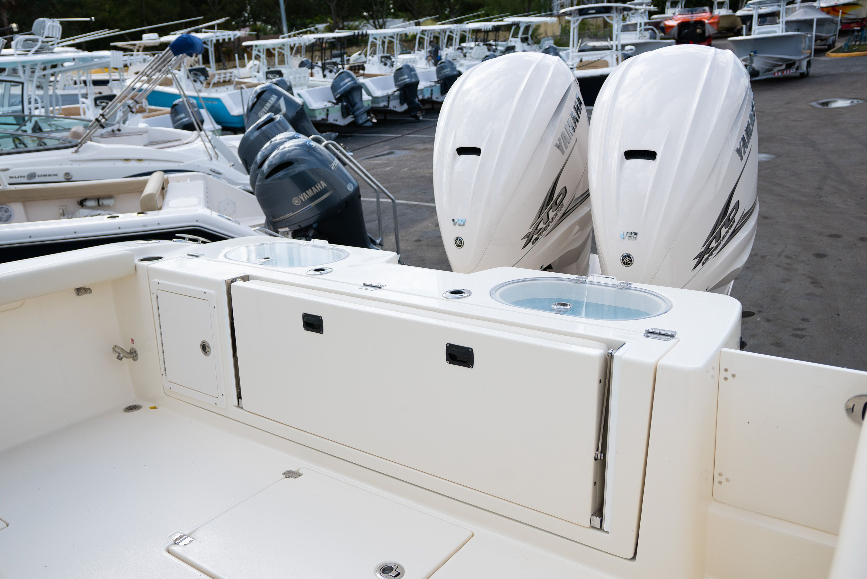 Thumbnail 7 for New 2020 Cobia 350 CC Center Console boat for sale in West Palm Beach, FL