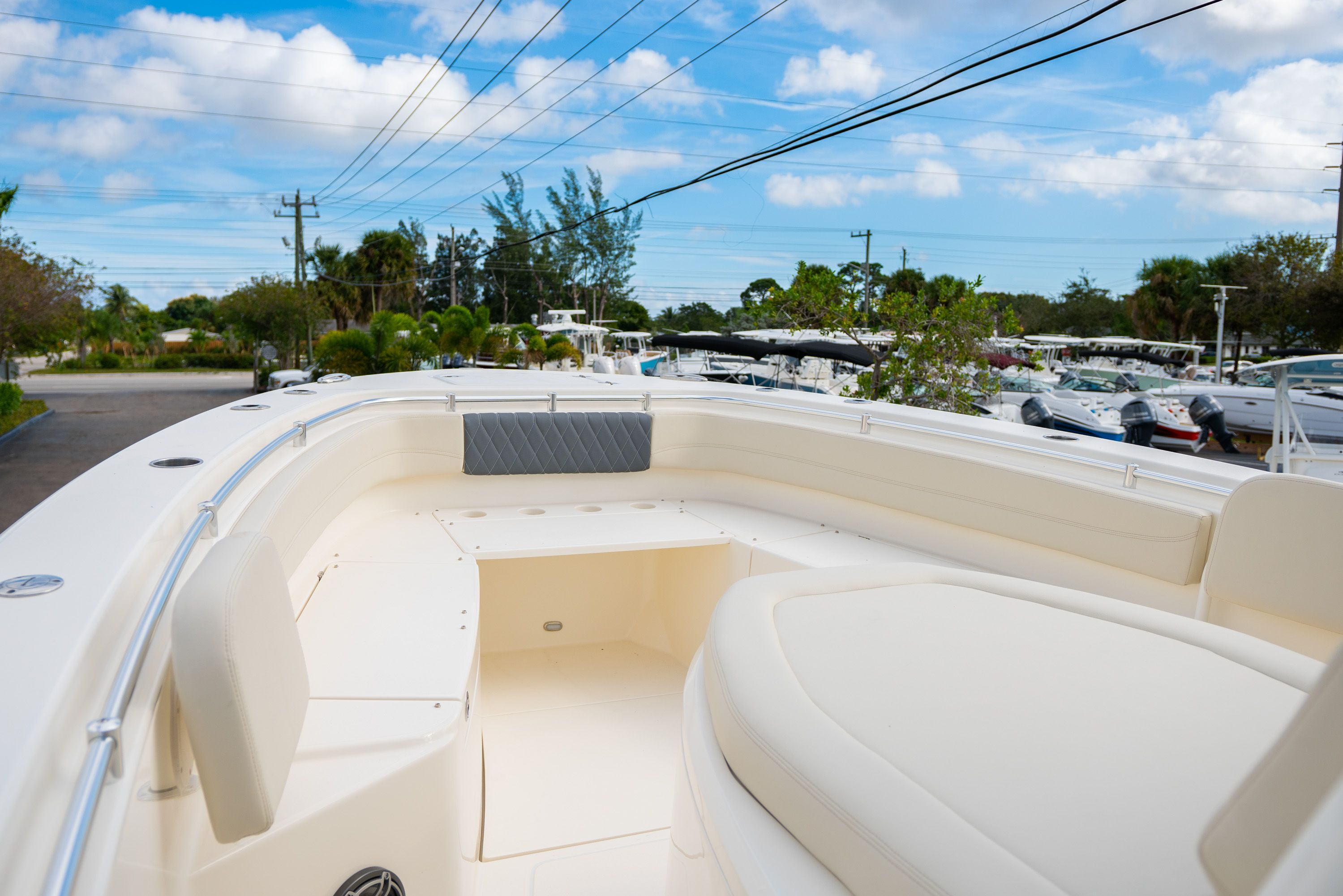 Thumbnail 16 for New 2020 Cobia 350 CC Center Console boat for sale in West Palm Beach, FL
