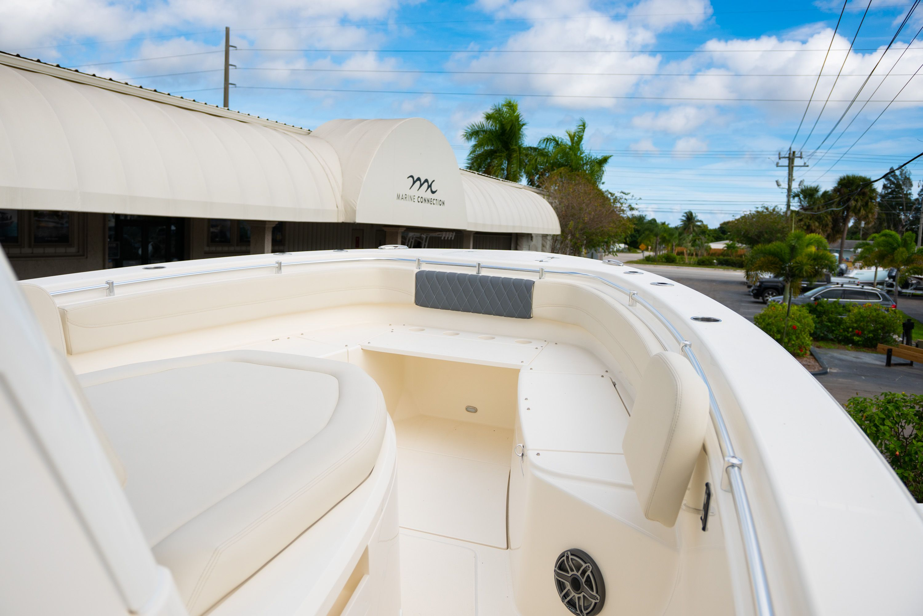 Thumbnail 15 for New 2020 Cobia 350 CC Center Console boat for sale in West Palm Beach, FL