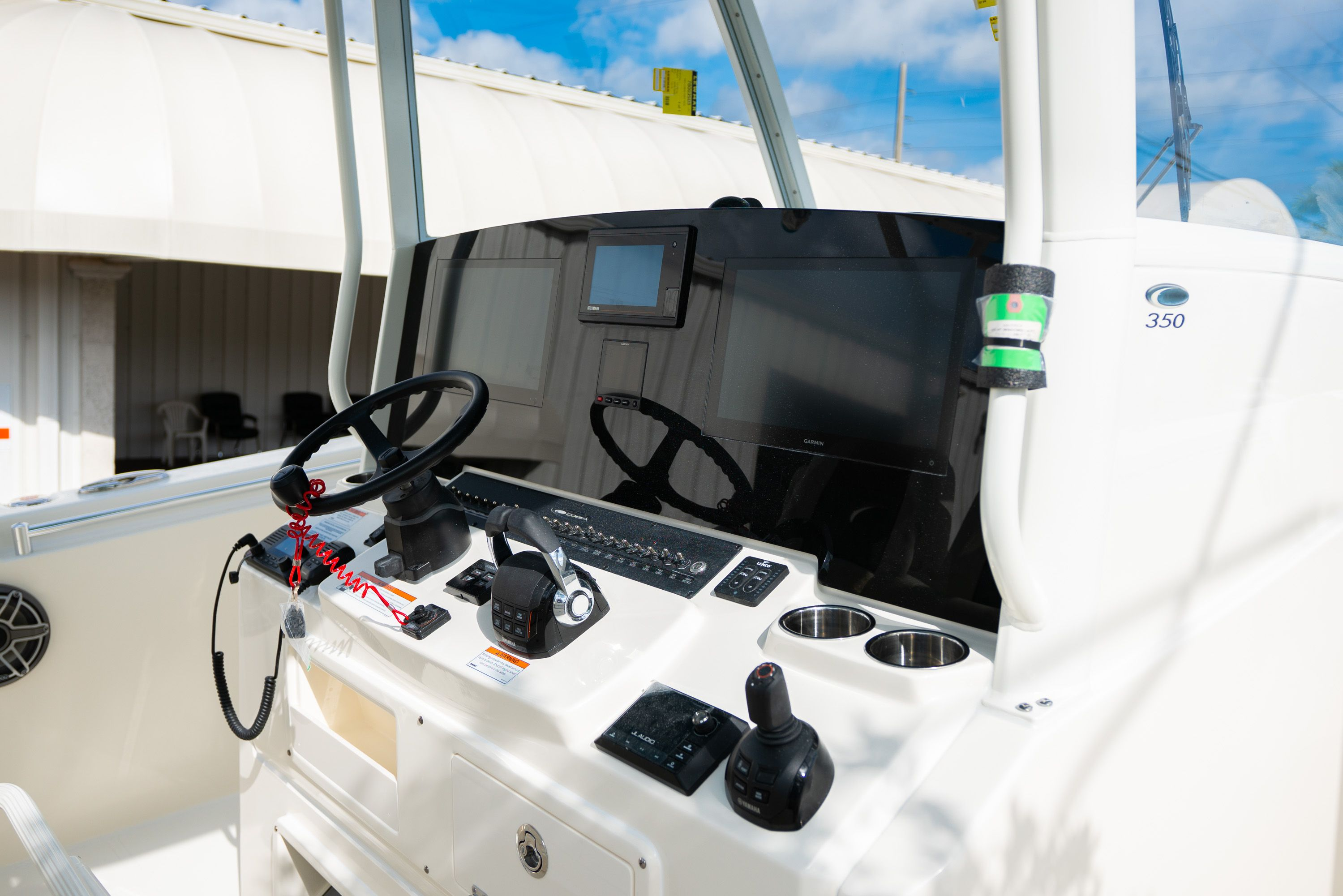 Thumbnail 10 for New 2020 Cobia 350 CC Center Console boat for sale in West Palm Beach, FL