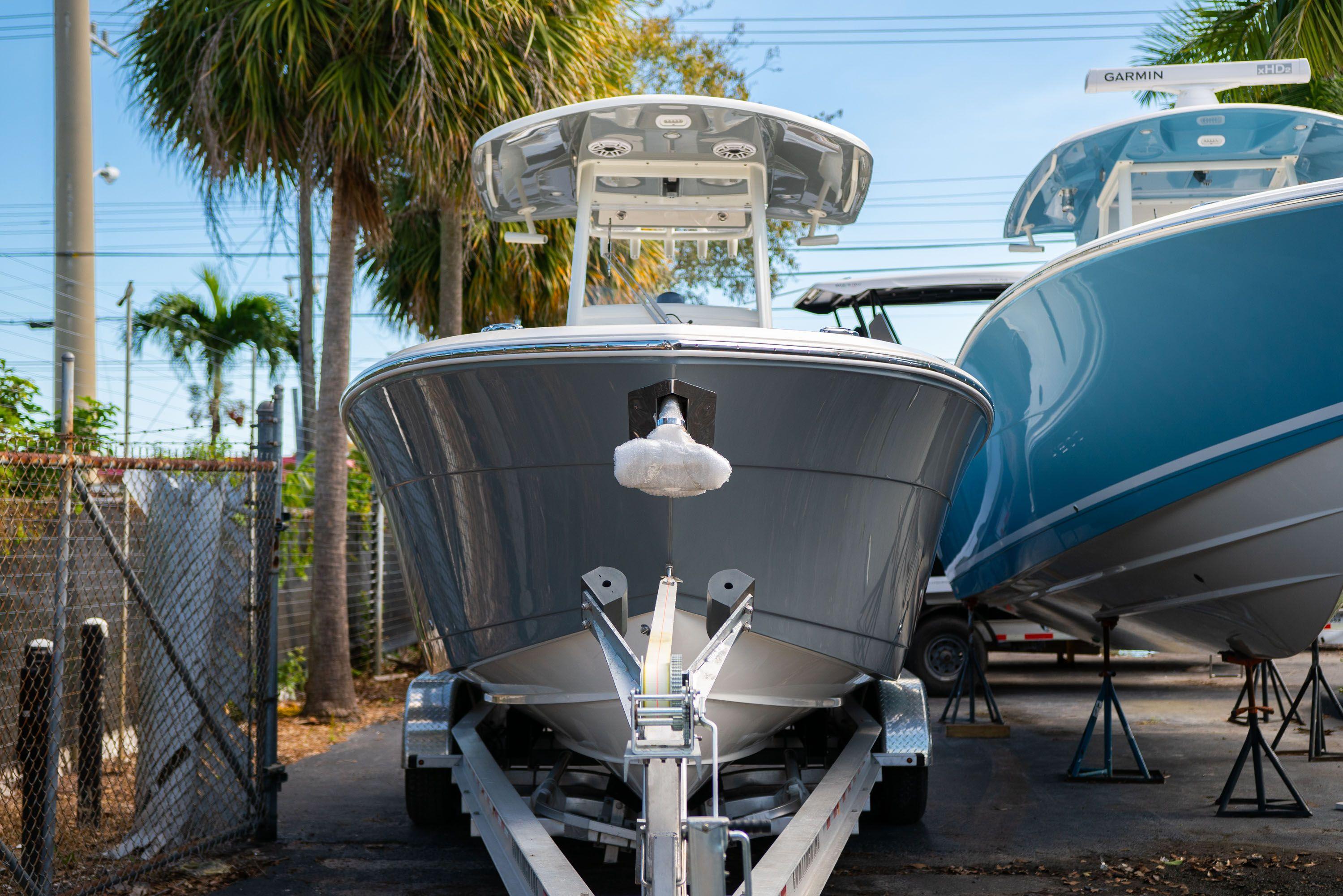 Thumbnail 1 for New 2020 Cobia 262 CC Center Console boat for sale in Vero Beach, FL
