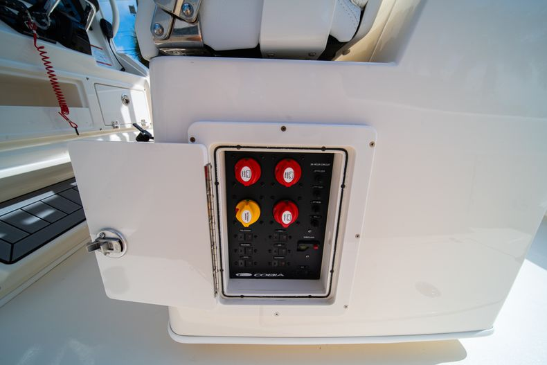 Thumbnail 25 for New 2020 Cobia 301 CC Center Console boat for sale in West Palm Beach, FL