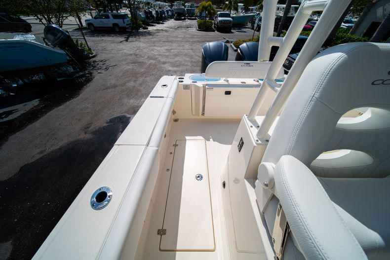 Thumbnail 18 for New 2020 Cobia 301 CC Center Console boat for sale in West Palm Beach, FL