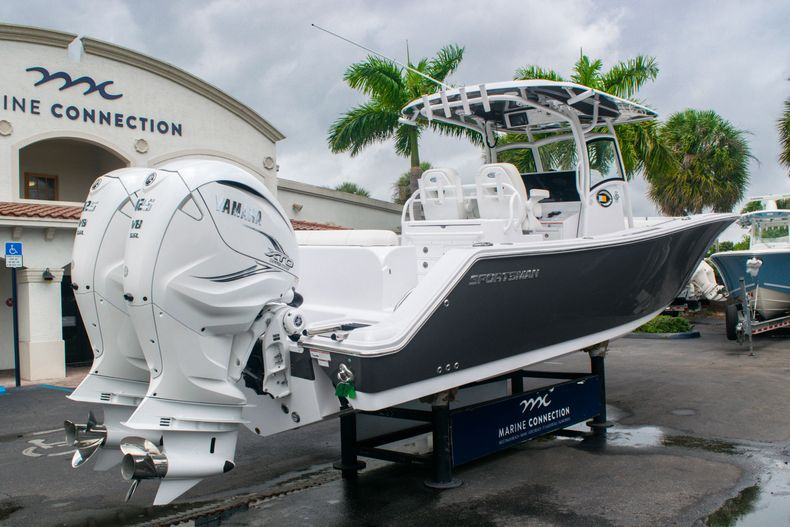 Thumbnail 7 for New 2020 Sportsman Open 312 Center Console boat for sale in West Palm Beach, FL