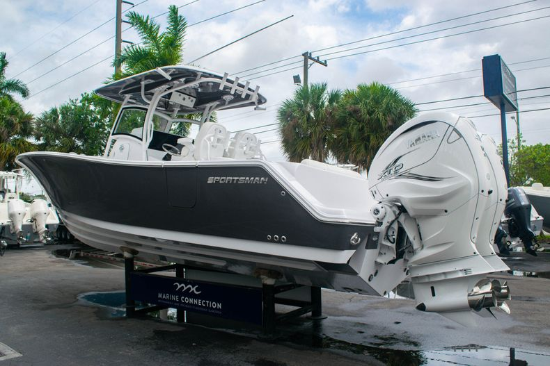Thumbnail 5 for New 2020 Sportsman Open 312 Center Console boat for sale in West Palm Beach, FL
