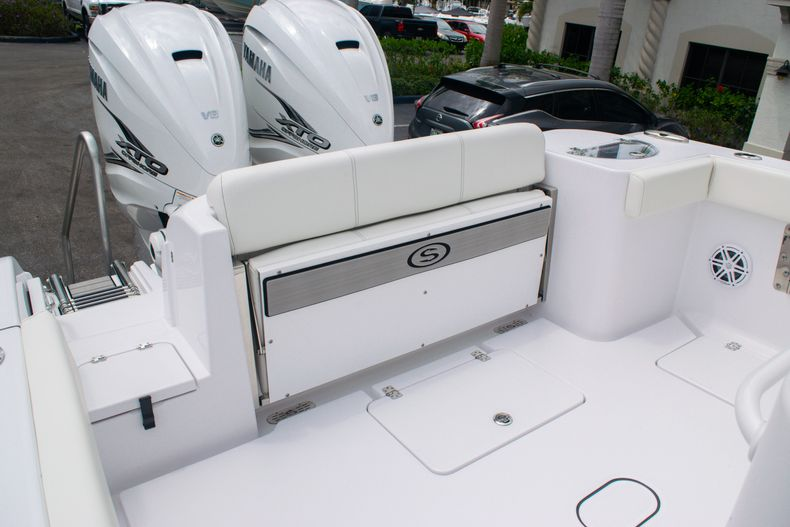 Thumbnail 8 for New 2020 Sportsman Open 312 Center Console boat for sale in West Palm Beach, FL