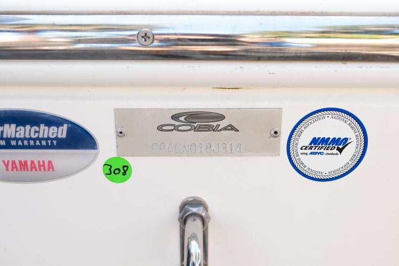 Thumbnail 6 for Used 2014 Cobia 296 Center Console boat for sale in West Palm Beach, FL