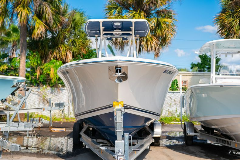 Thumbnail 1 for Used 2014 Cobia 296 Center Console boat for sale in West Palm Beach, FL