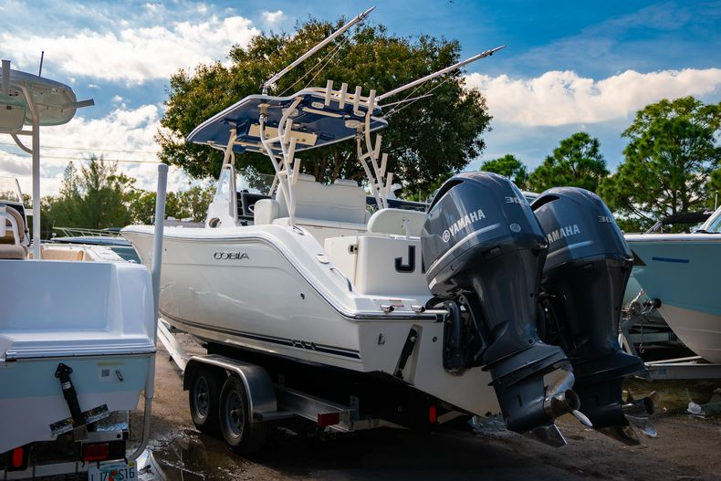 Thumbnail 3 for Used 2014 Cobia 296 Center Console boat for sale in West Palm Beach, FL