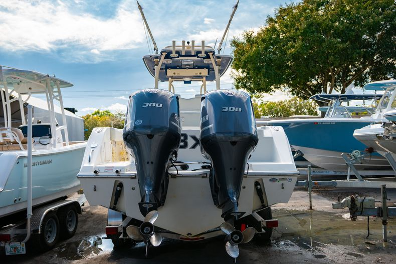 Thumbnail 4 for Used 2014 Cobia 296 Center Console boat for sale in West Palm Beach, FL