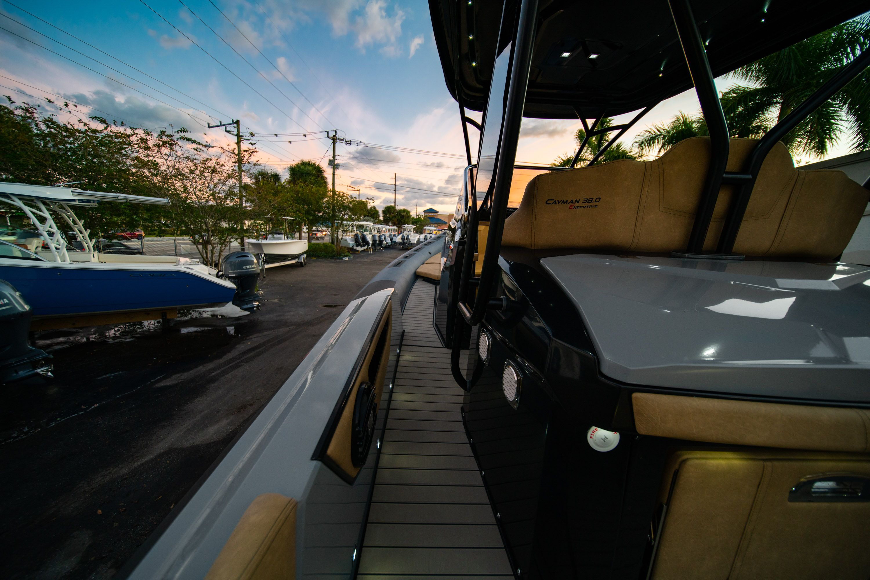 Thumbnail 23 for New 2019 Ranieri Cayman 38 Executive boat for sale in West Palm Beach, FL