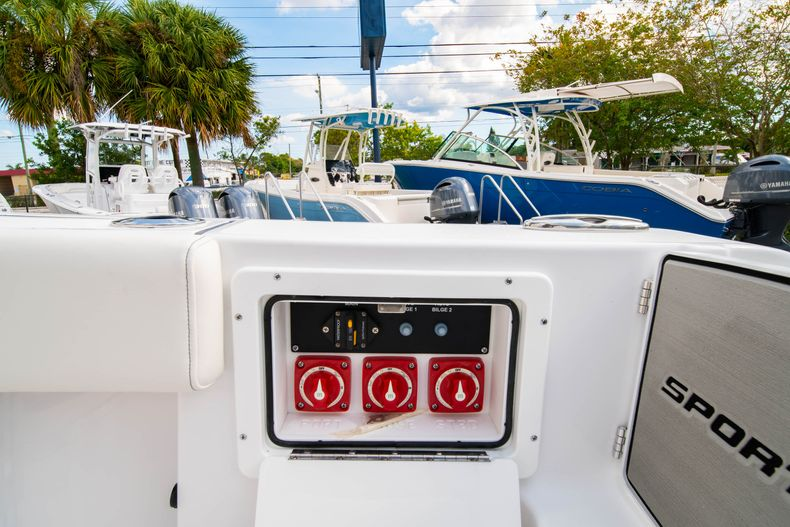 Thumbnail 10 for New 2020 Sportsman Heritage 251 Center Console boat for sale in West Palm Beach, FL