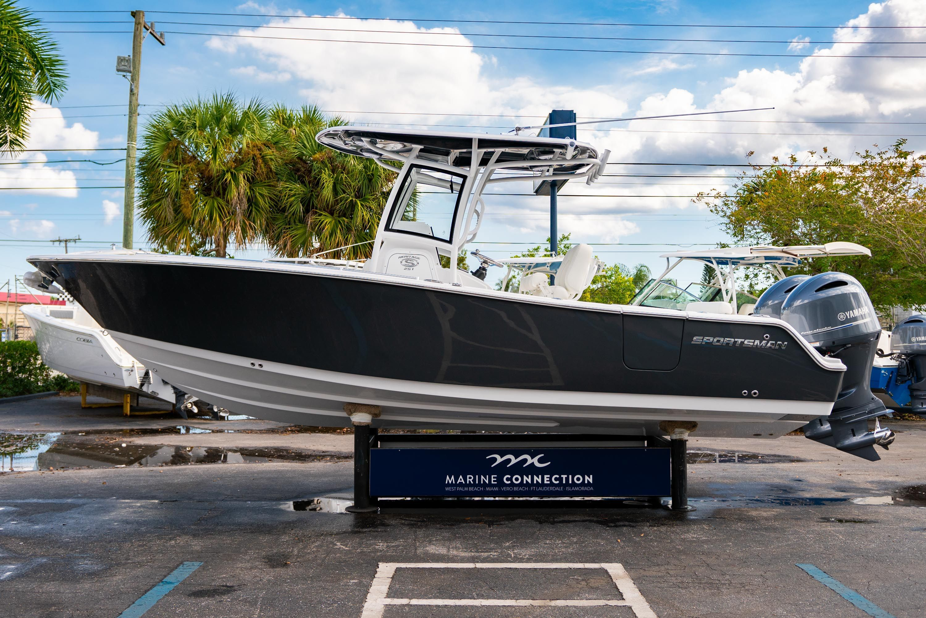 Thumbnail 4 for New 2020 Sportsman Heritage 251 Center Console boat for sale in West Palm Beach, FL