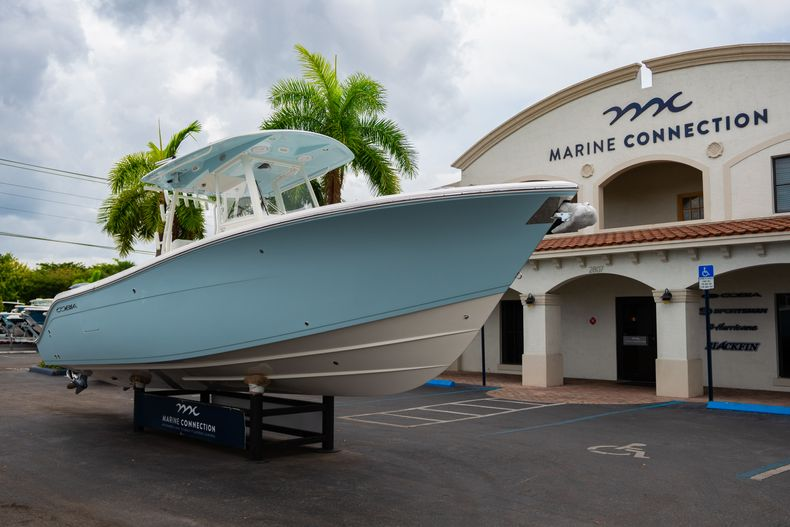 Thumbnail 1 for New 2019 Cobia 301 CC Center Console boat for sale in Islamorada, FL