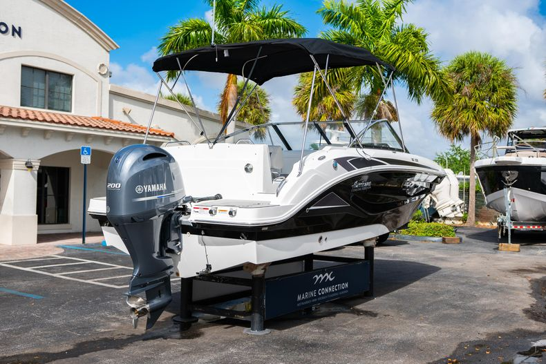 Thumbnail 7 for New 2020 Hurricane SD235 OB boat for sale in West Palm Beach, FL