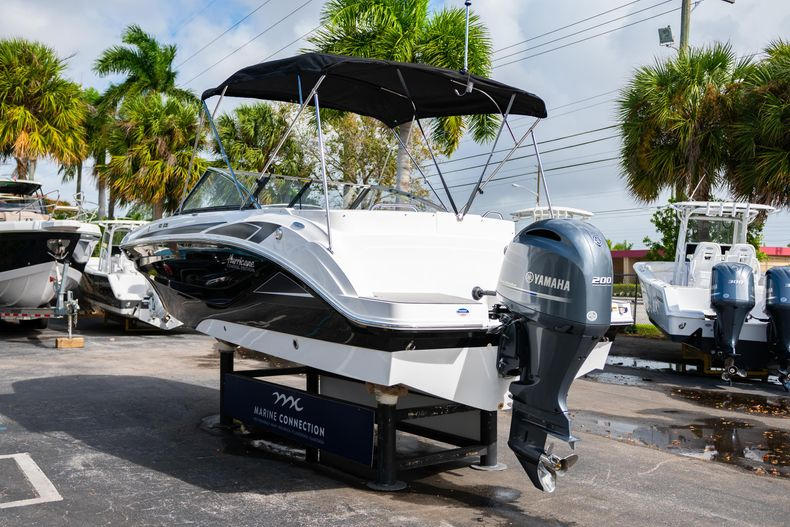 Thumbnail 5 for New 2020 Hurricane SD235 OB boat for sale in West Palm Beach, FL