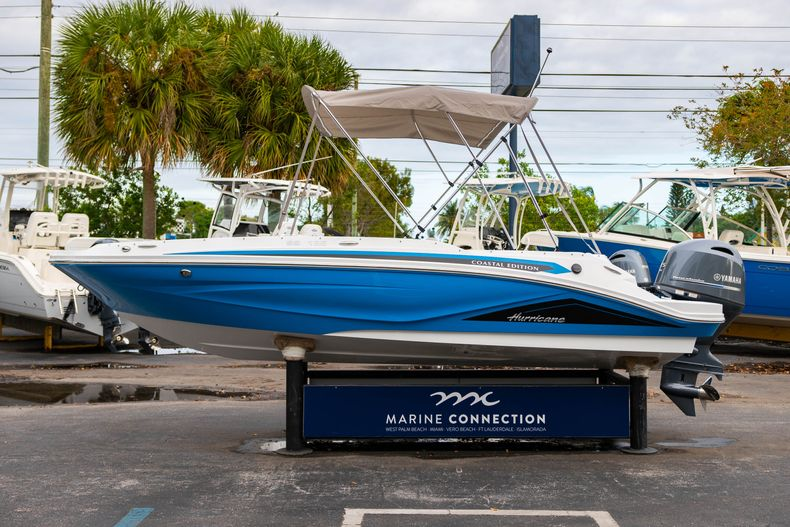 Thumbnail 4 for New 2020 Hurricane SS 185 OB boat for sale in Fort Lauderdale, FL