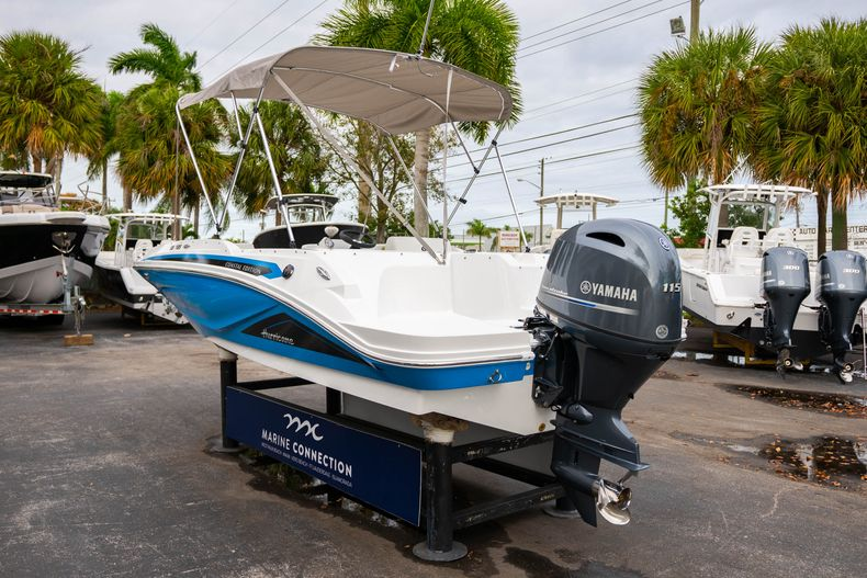 Thumbnail 5 for New 2020 Hurricane SS 185 OB boat for sale in Fort Lauderdale, FL