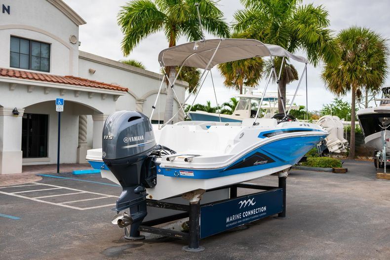 Thumbnail 7 for New 2020 Hurricane SS 185 OB boat for sale in Fort Lauderdale, FL