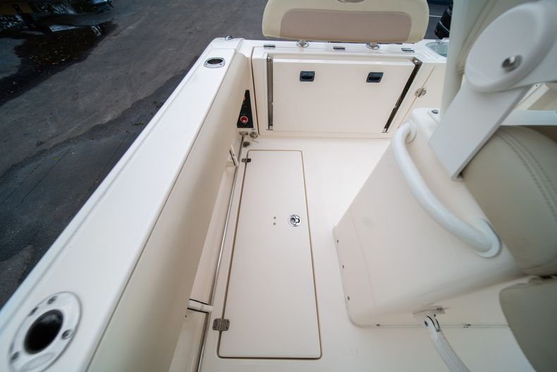 Thumbnail 17 for Used 2016 Cobia 237 Center Console boat for sale in West Palm Beach, FL