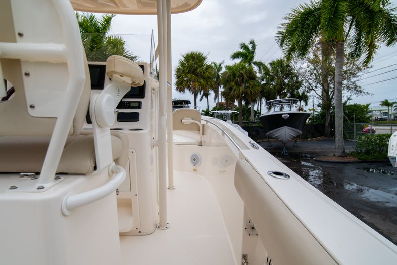 Thumbnail 16 for Used 2016 Cobia 237 Center Console boat for sale in West Palm Beach, FL