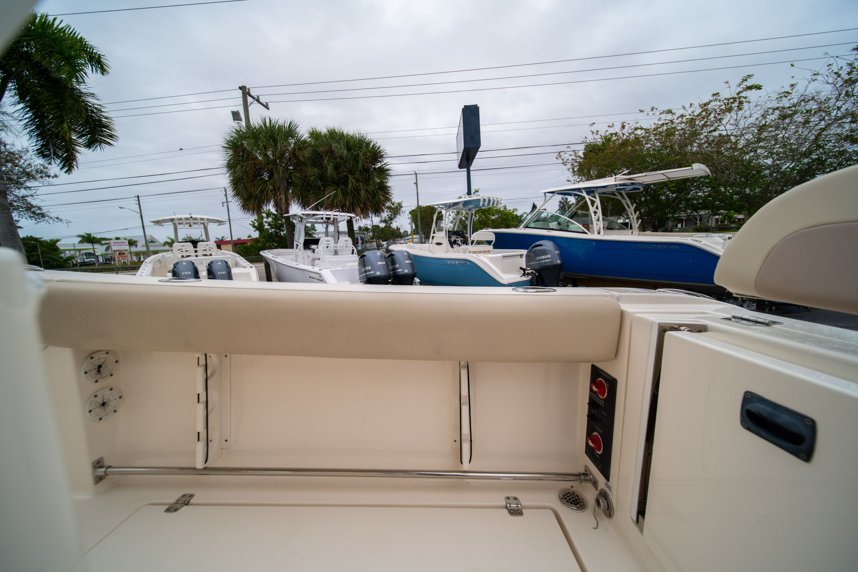 Thumbnail 15 for Used 2016 Cobia 237 Center Console boat for sale in West Palm Beach, FL