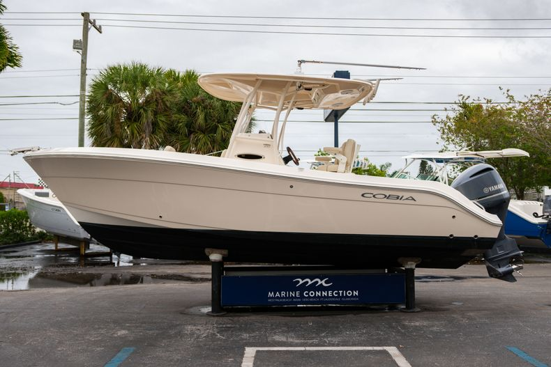 Thumbnail 4 for Used 2016 Cobia 237 Center Console boat for sale in West Palm Beach, FL