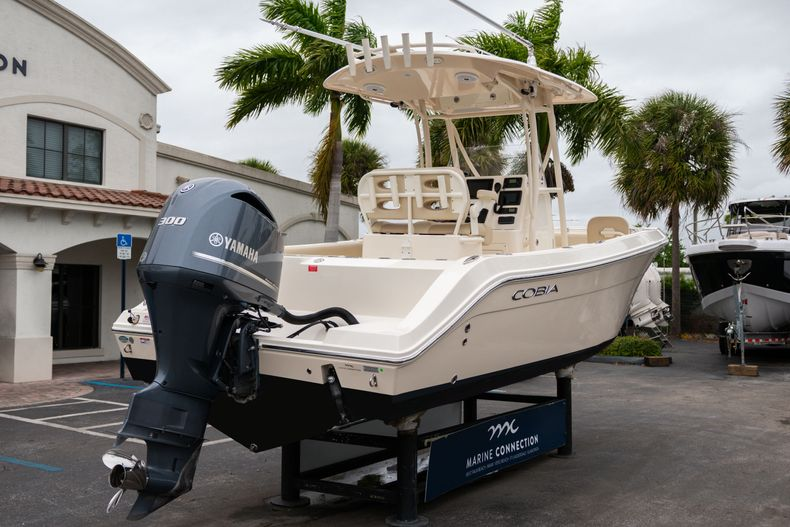 Thumbnail 7 for Used 2016 Cobia 237 Center Console boat for sale in West Palm Beach, FL