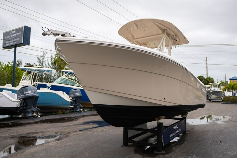 Thumbnail 3 for Used 2016 Cobia 237 Center Console boat for sale in West Palm Beach, FL