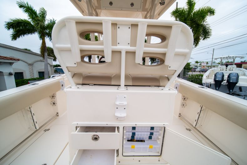 Thumbnail 20 for Used 2016 Cobia 237 Center Console boat for sale in West Palm Beach, FL
