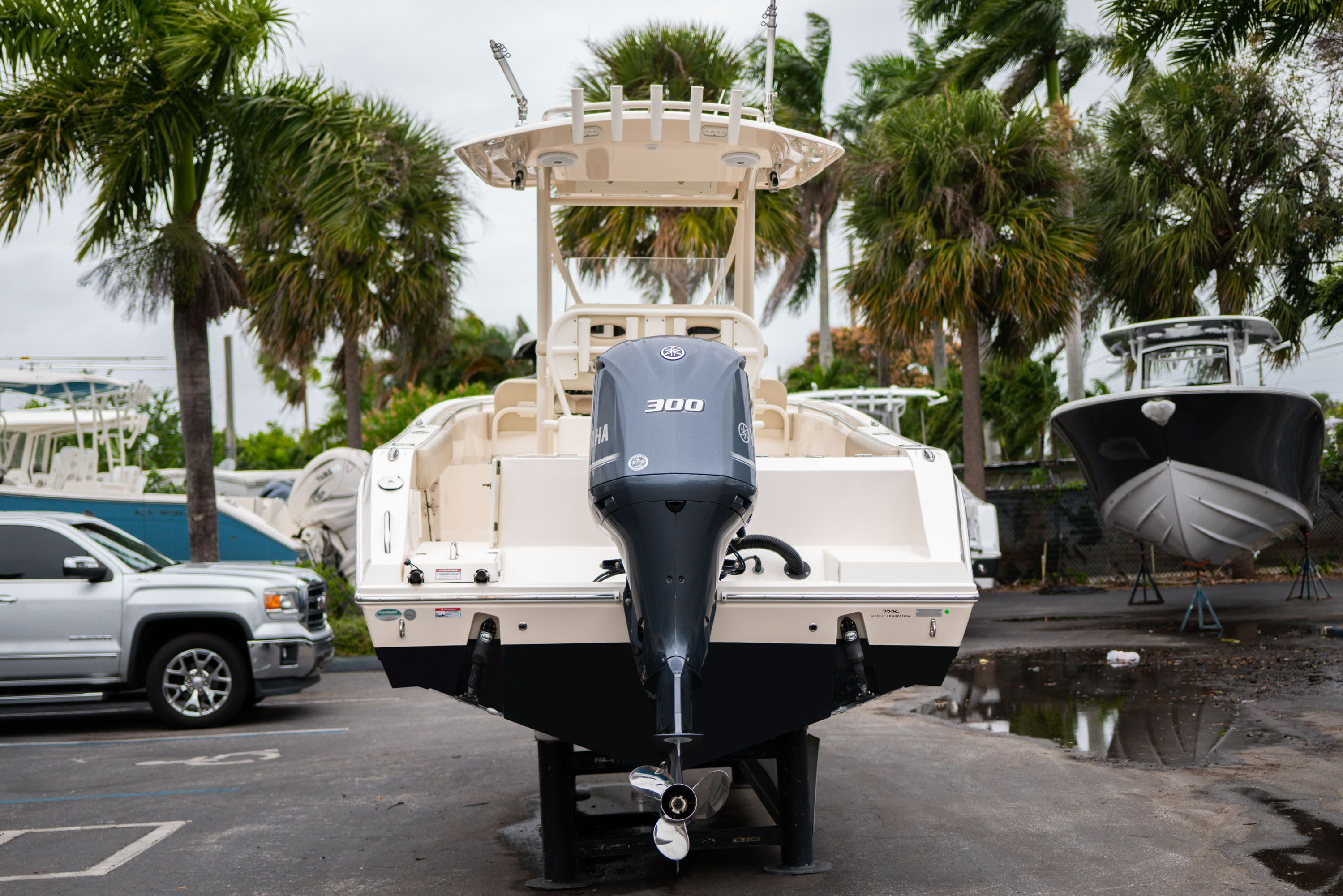Thumbnail 6 for Used 2016 Cobia 237 Center Console boat for sale in West Palm Beach, FL