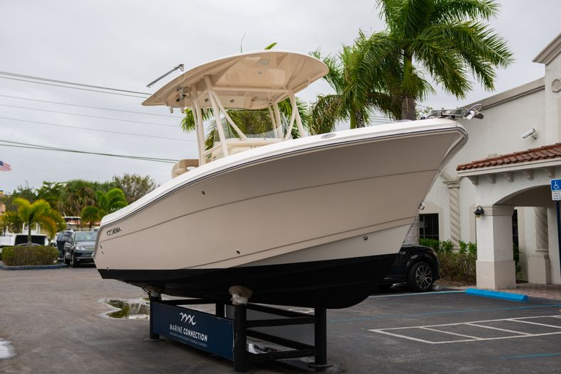 Thumbnail 1 for Used 2016 Cobia 237 Center Console boat for sale in West Palm Beach, FL