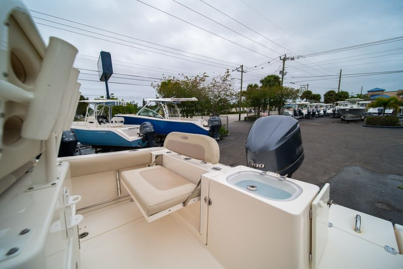 Thumbnail 12 for Used 2016 Cobia 237 Center Console boat for sale in West Palm Beach, FL