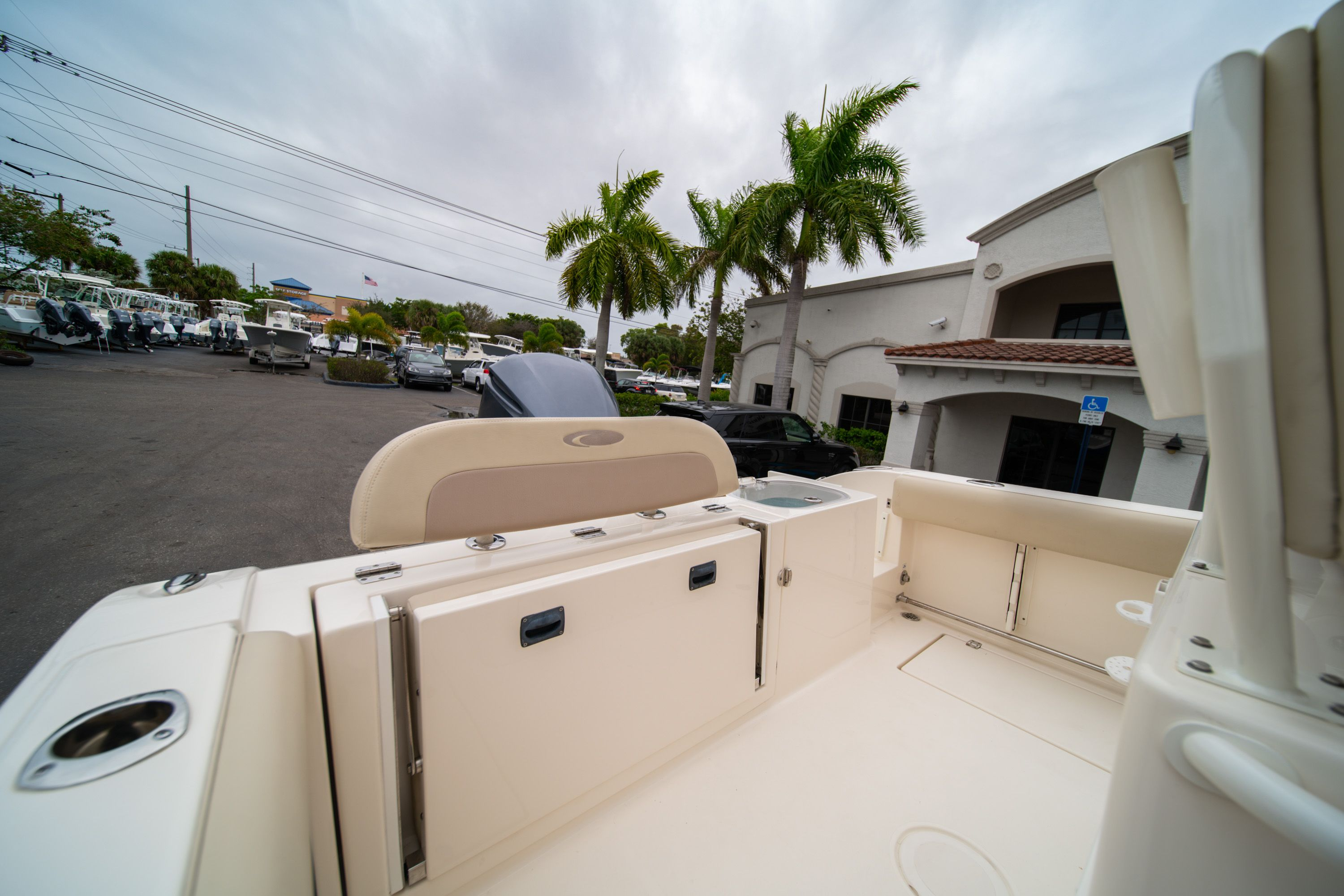 Thumbnail 9 for Used 2016 Cobia 237 Center Console boat for sale in West Palm Beach, FL