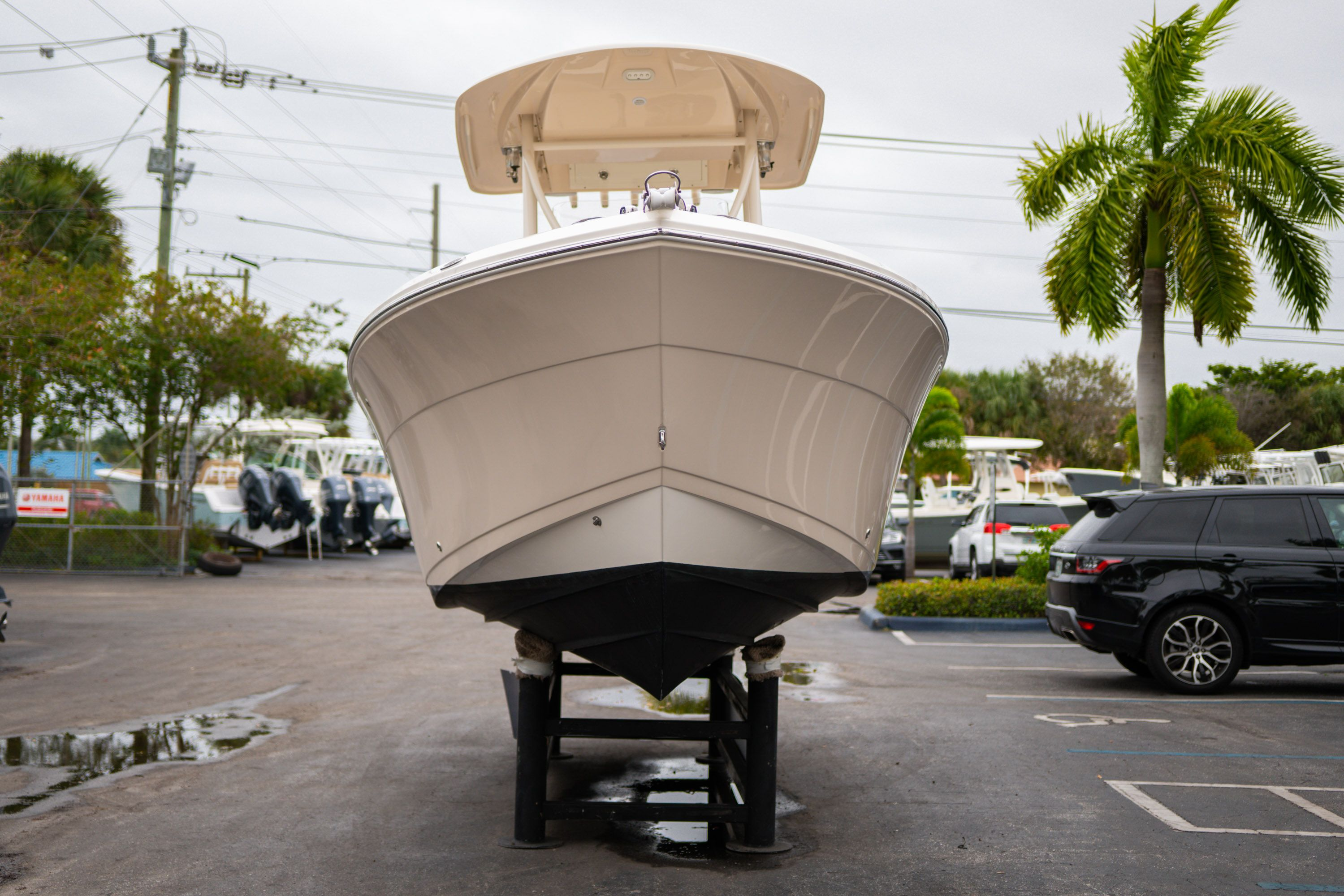 Thumbnail 2 for Used 2016 Cobia 237 Center Console boat for sale in West Palm Beach, FL