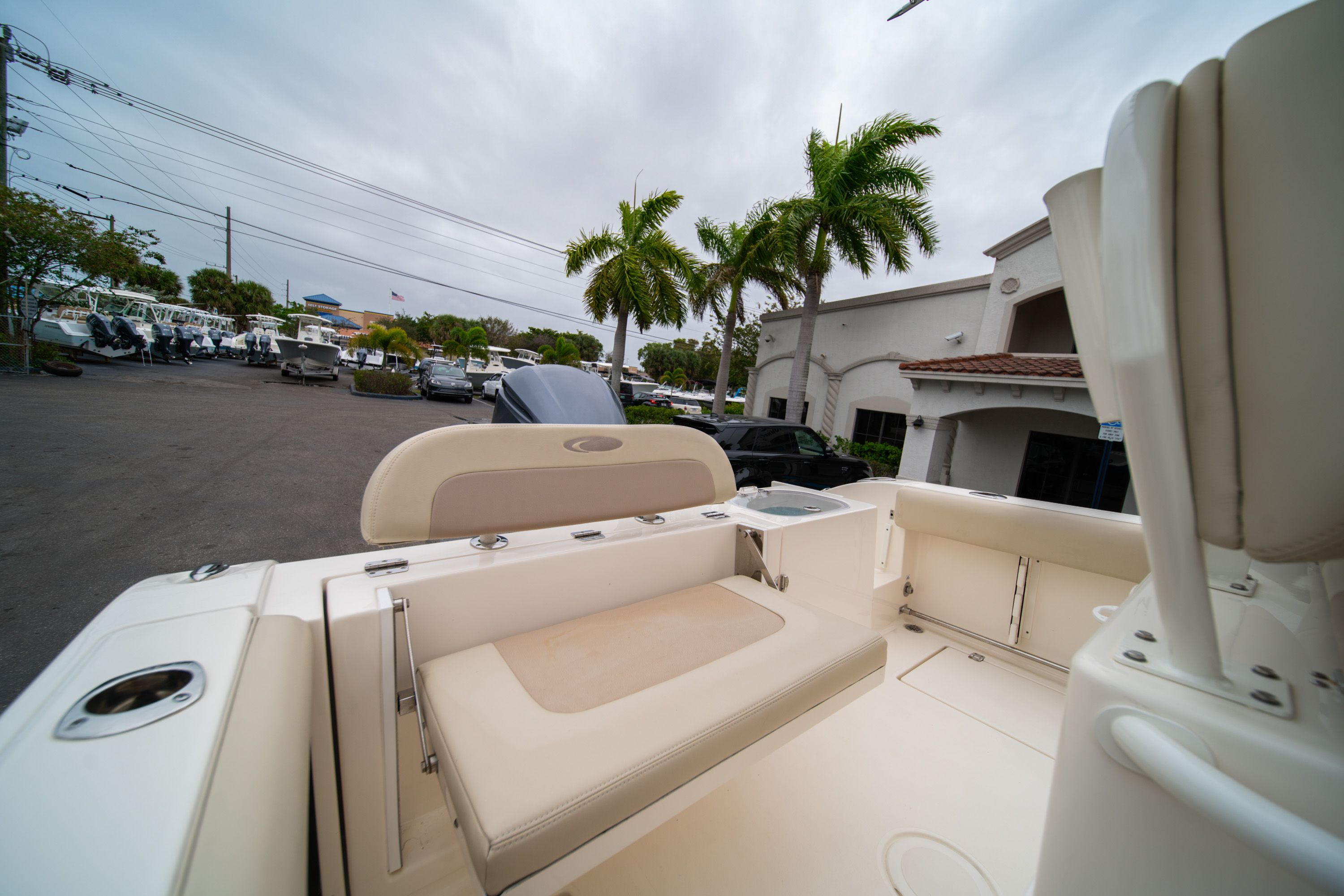 Thumbnail 10 for Used 2016 Cobia 237 Center Console boat for sale in West Palm Beach, FL