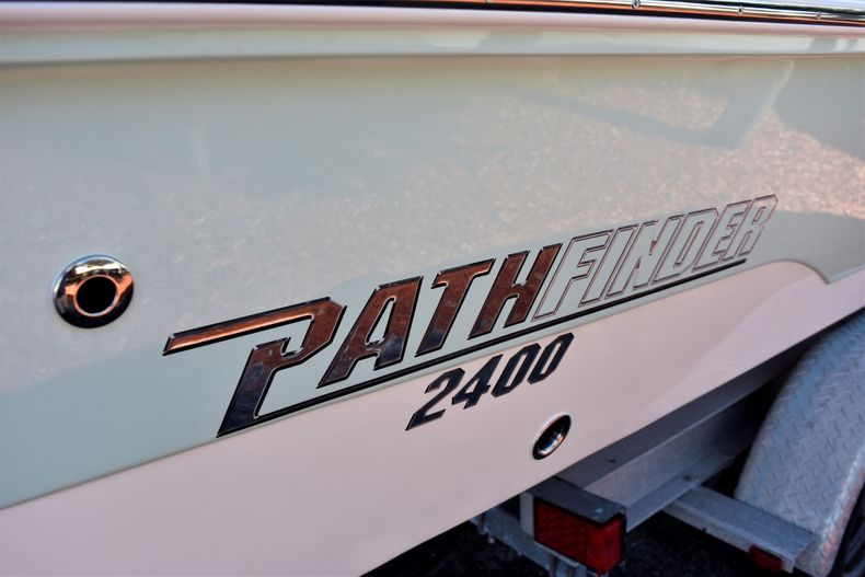 Thumbnail 8 for New 2020 Pathfinder 2400 TRS boat for sale in Fort Lauderdale, FL