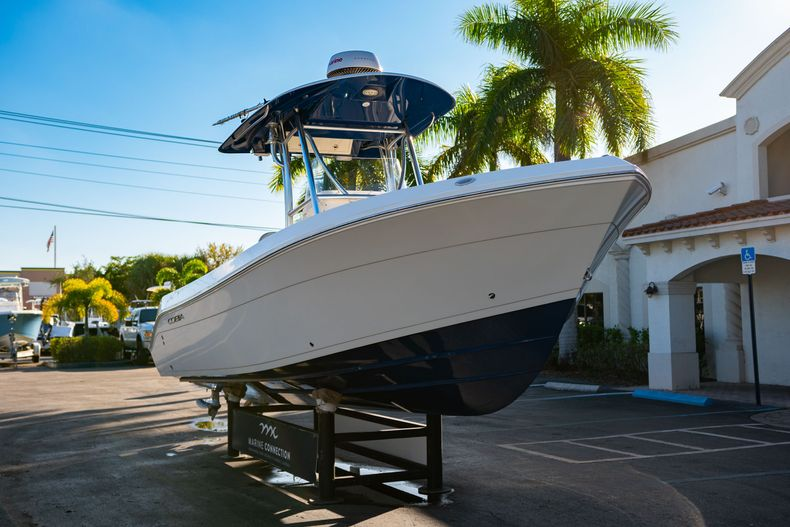 Thumbnail 1 for Used 2014 Cobia 256 CC boat for sale in West Palm Beach, FL
