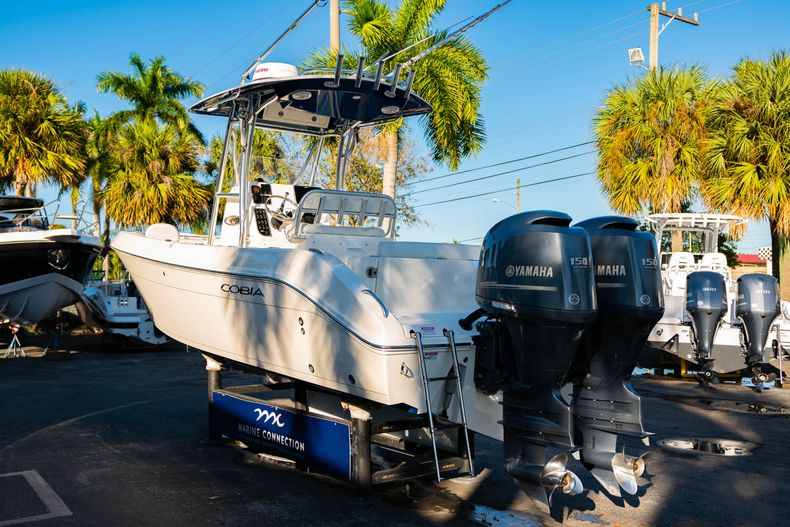Thumbnail 5 for Used 2014 Cobia 256 CC boat for sale in West Palm Beach, FL