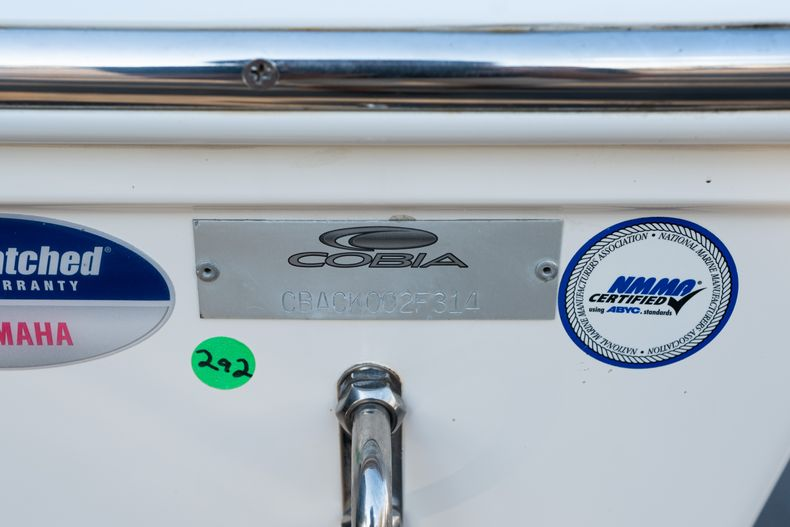 Thumbnail 39 for Used 2014 Cobia 256 CC boat for sale in West Palm Beach, FL